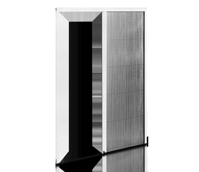 mosquitera plisada vertical 27